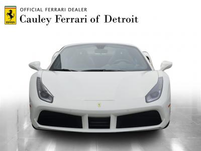 Used 2018 Ferrari 488 Spider Used 2018 Ferrari 488 Spider for sale $299,900 at Cauley Ferrari in West Bloomfield MI 3