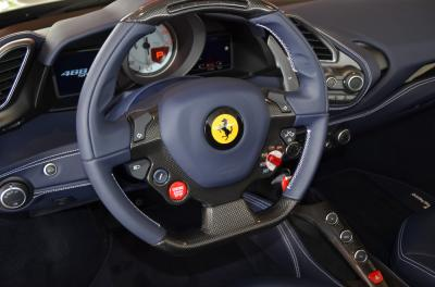 Used 2018 Ferrari 488 Spider Used 2018 Ferrari 488 Spider for sale $299,900 at Cauley Ferrari in West Bloomfield MI 34
