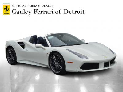 Used 2018 Ferrari 488 Spider Used 2018 Ferrari 488 Spider for sale $299,900 at Cauley Ferrari in West Bloomfield MI 4