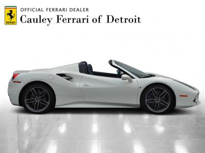 Used 2018 Ferrari 488 Spider Used 2018 Ferrari 488 Spider for sale $299,900 at Cauley Ferrari in West Bloomfield MI 5