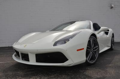 Used 2018 Ferrari 488 Spider Used 2018 Ferrari 488 Spider for sale $299,900 at Cauley Ferrari in West Bloomfield MI 53
