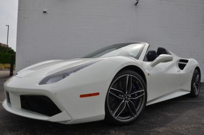 Used 2018 Ferrari 488 Spider Used 2018 Ferrari 488 Spider for sale $299,900 at Cauley Ferrari in West Bloomfield MI 58