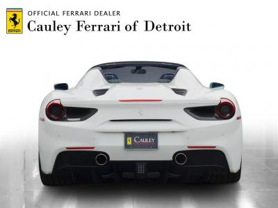 Used 2018 Ferrari 488 Spider Used 2018 Ferrari 488 Spider for sale $299,900 at Cauley Ferrari in West Bloomfield MI 7
