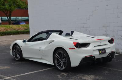Used 2018 Ferrari 488 Spider Used 2018 Ferrari 488 Spider for sale $299,900 at Cauley Ferrari in West Bloomfield MI 8