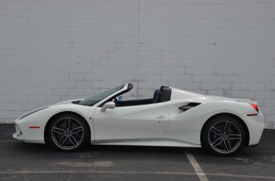 Used 2018 Ferrari 488 Spider Used 2018 Ferrari 488 Spider for sale $299,900 at Cauley Ferrari in West Bloomfield MI 9