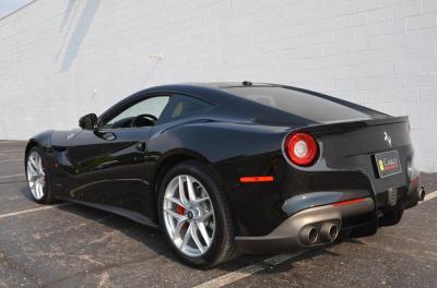 Used 2015 Ferrari F12berlinetta Used 2015 Ferrari F12berlinetta for sale Sold at Cauley Ferrari in West Bloomfield MI 59