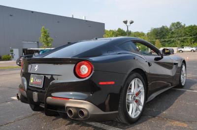Used 2015 Ferrari F12berlinetta Used 2015 Ferrari F12berlinetta for sale Sold at Cauley Ferrari in West Bloomfield MI 60
