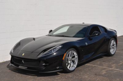 Used 2019 Ferrari 812 Superfast Used 2019 Ferrari 812 Superfast for sale $349,900 at Cauley Ferrari in West Bloomfield MI 10