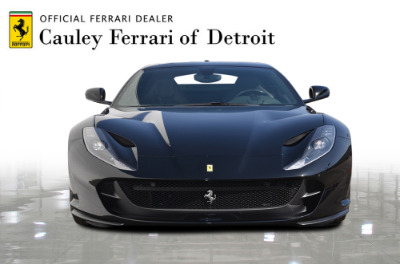 Used 2019 Ferrari 812 Superfast Used 2019 Ferrari 812 Superfast for sale $349,900 at Cauley Ferrari in West Bloomfield MI 3