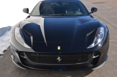 Used 2019 Ferrari 812 Superfast Used 2019 Ferrari 812 Superfast for sale $349,900 at Cauley Ferrari in West Bloomfield MI 45