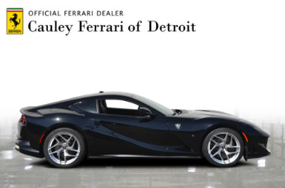 Used 2019 Ferrari 812 Superfast Used 2019 Ferrari 812 Superfast for sale $349,900 at Cauley Ferrari in West Bloomfield MI 5