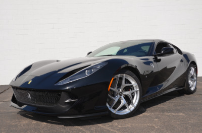 Used 2019 Ferrari 812 Superfast Used 2019 Ferrari 812 Superfast for sale $349,900 at Cauley Ferrari in West Bloomfield MI 56