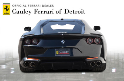Used 2019 Ferrari 812 Superfast Used 2019 Ferrari 812 Superfast for sale $349,900 at Cauley Ferrari in West Bloomfield MI 7