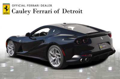 Used 2019 Ferrari 812 Superfast Used 2019 Ferrari 812 Superfast for sale $349,900 at Cauley Ferrari in West Bloomfield MI 8