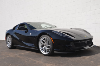 Used 2019 Ferrari 812 Superfast Used 2019 Ferrari 812 Superfast for sale $349,900 at Cauley Ferrari in West Bloomfield MI 80