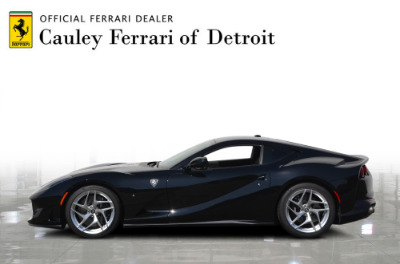 Used 2019 Ferrari 812 Superfast Used 2019 Ferrari 812 Superfast for sale $349,900 at Cauley Ferrari in West Bloomfield MI 9