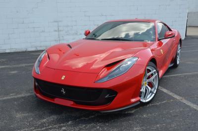 Used 2018 Ferrari 812 Superfast Used 2018 Ferrari 812 Superfast for sale $359,900 at Cauley Ferrari in West Bloomfield MI 59