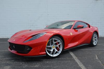 Used 2018 Ferrari 812 Superfast Used 2018 Ferrari 812 Superfast for sale $359,900 at Cauley Ferrari in West Bloomfield MI 60