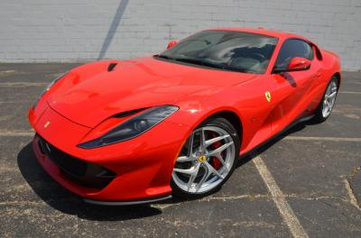 Used 2018 Ferrari 812 Superfast Used 2018 Ferrari 812 Superfast for sale $359,900 at Cauley Ferrari in West Bloomfield MI 61