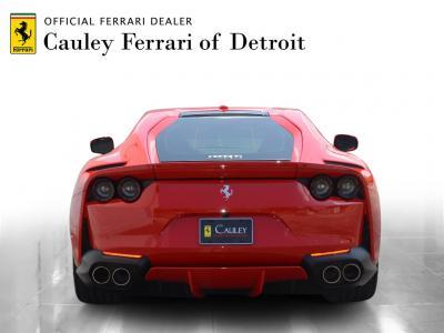 Used 2018 Ferrari 812 Superfast Used 2018 Ferrari 812 Superfast for sale $359,900 at Cauley Ferrari in West Bloomfield MI 7