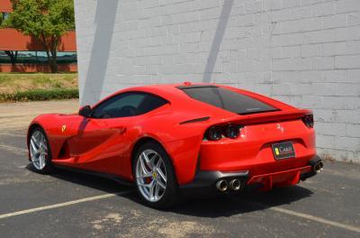 Used 2018 Ferrari 812 Superfast Used 2018 Ferrari 812 Superfast for sale $339,900 at Cauley Ferrari in West Bloomfield MI 8