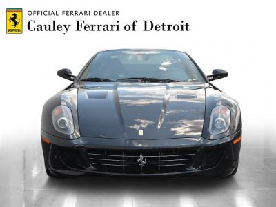 Used 2008 Ferrari 599 GTB Fiorano Used 2008 Ferrari 599 GTB Fiorano for sale $154,900 at Cauley Ferrari in West Bloomfield MI 3