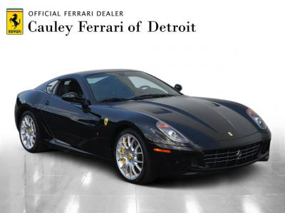 Used 2008 Ferrari 599 GTB Fiorano Used 2008 Ferrari 599 GTB Fiorano for sale $154,900 at Cauley Ferrari in West Bloomfield MI 4