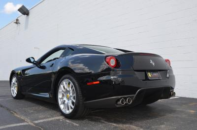 Used 2008 Ferrari 599 GTB Fiorano Used 2008 Ferrari 599 GTB Fiorano for sale $154,900 at Cauley Ferrari in West Bloomfield MI 58