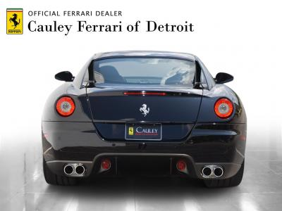 Used 2008 Ferrari 599 GTB Fiorano Used 2008 Ferrari 599 GTB Fiorano for sale $154,900 at Cauley Ferrari in West Bloomfield MI 7