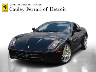 Used 2008 Ferrari 599 GTB Fiorano Used 2008 Ferrari 599 GTB Fiorano for sale $154,900 at Cauley Ferrari in West Bloomfield MI 1