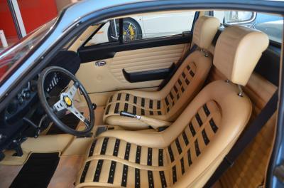 Used 1972 Ferrari Dino 246GT Used 1972 Ferrari Dino 246GT for sale Sold at Cauley Ferrari in West Bloomfield MI 2