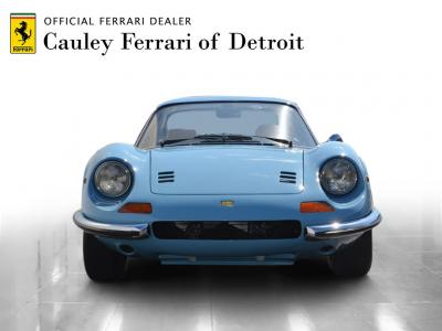 Used 1972 Ferrari Dino 246GT Used 1972 Ferrari Dino 246GT for sale Sold at Cauley Ferrari in West Bloomfield MI 3