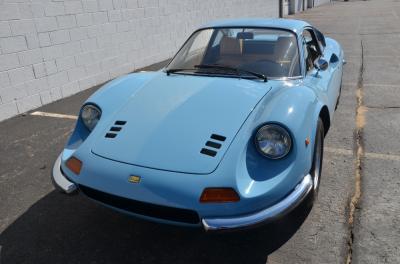 Used 1972 Ferrari Dino 246GT Used 1972 Ferrari Dino 246GT for sale Sold at Cauley Ferrari in West Bloomfield MI 43