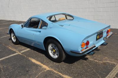 Used 1972 Ferrari Dino 246GT Used 1972 Ferrari Dino 246GT for sale Sold at Cauley Ferrari in West Bloomfield MI 45