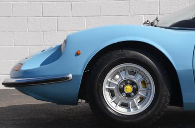 Used 1972 Ferrari Dino 246GT Used 1972 Ferrari Dino 246GT for sale Sold at Cauley Ferrari in West Bloomfield MI 46