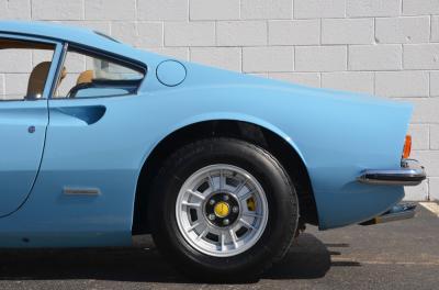 Used 1972 Ferrari Dino 246GT Used 1972 Ferrari Dino 246GT for sale Sold at Cauley Ferrari in West Bloomfield MI 48