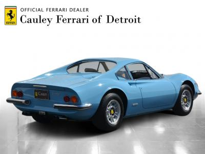 Used 1972 Ferrari Dino 246GT Used 1972 Ferrari Dino 246GT for sale Sold at Cauley Ferrari in West Bloomfield MI 6