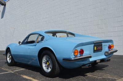 Used 1972 Ferrari Dino 246GT Used 1972 Ferrari Dino 246GT for sale Sold at Cauley Ferrari in West Bloomfield MI 64