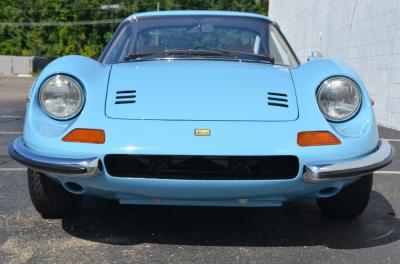 Used 1972 Ferrari Dino 246GT Used 1972 Ferrari Dino 246GT for sale Sold at Cauley Ferrari in West Bloomfield MI 68