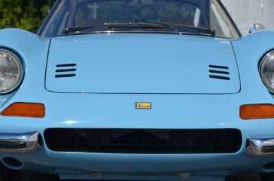 Used 1972 Ferrari Dino 246GT Used 1972 Ferrari Dino 246GT for sale Sold at Cauley Ferrari in West Bloomfield MI 69