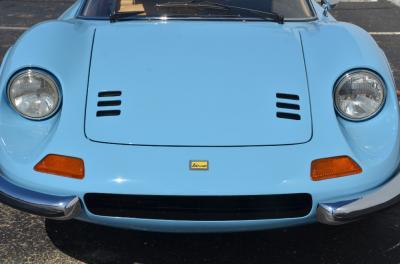 Used 1972 Ferrari Dino 246GT Used 1972 Ferrari Dino 246GT for sale Sold at Cauley Ferrari in West Bloomfield MI 70