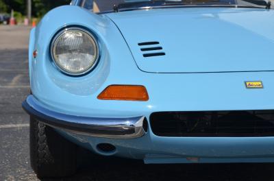 Used 1972 Ferrari Dino 246GT Used 1972 Ferrari Dino 246GT for sale Sold at Cauley Ferrari in West Bloomfield MI 73