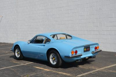 Used 1972 Ferrari Dino 246GT Used 1972 Ferrari Dino 246GT for sale Sold at Cauley Ferrari in West Bloomfield MI 8