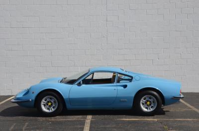 Used 1972 Ferrari Dino 246GT Used 1972 Ferrari Dino 246GT for sale Sold at Cauley Ferrari in West Bloomfield MI 9