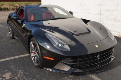 Used 2014 Ferrari F12berlinetta Used 2014 Ferrari F12berlinetta for sale Sold at Cauley Ferrari in West Bloomfield MI 43