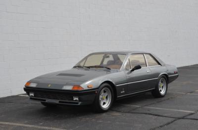 Used 1984 Ferrari 400i Used 1984 Ferrari 400i for sale Sold at Cauley Ferrari in West Bloomfield MI 10