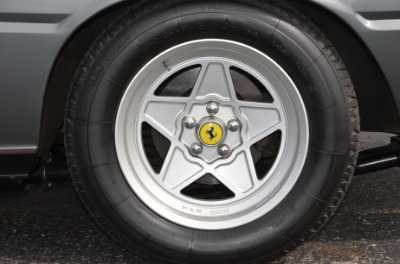 Used 1984 Ferrari 400i Used 1984 Ferrari 400i for sale Sold at Cauley Ferrari in West Bloomfield MI 13