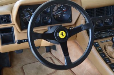 Used 1984 Ferrari 400i Used 1984 Ferrari 400i for sale Sold at Cauley Ferrari in West Bloomfield MI 19
