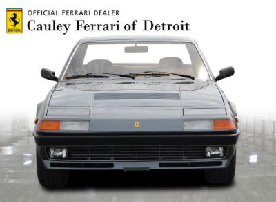 Used 1984 Ferrari 400i Used 1984 Ferrari 400i for sale Sold at Cauley Ferrari in West Bloomfield MI 3