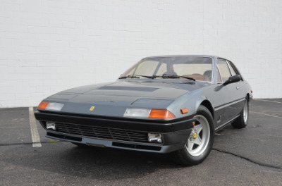 Used 1984 Ferrari 400i Used 1984 Ferrari 400i for sale Sold at Cauley Ferrari in West Bloomfield MI 32
